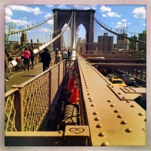 Brooklyn Bridge 2:12pm