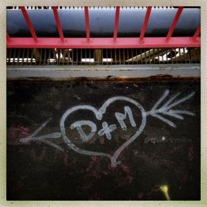 Williamsburg Bridge 1:07pm