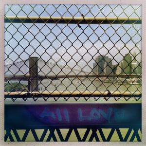 Manhattan Bridge 11:58am