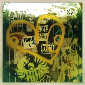 LOVE CITY. Mott Street @ Spring Street. Relay Mailbox.