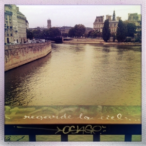 Pont Saint Louis 1:07pm