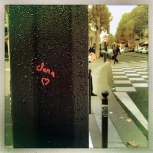 Boulevard Saint-Germain 1:07pm