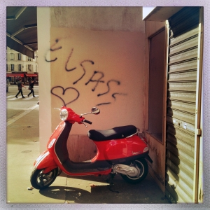 Rue de Vaugirard 1:54pm