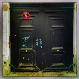 Rue Saint Bernard 12:06pm