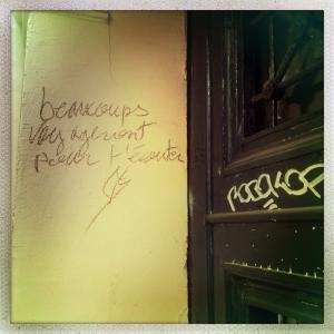 Rue de la Roquette 1:09pm