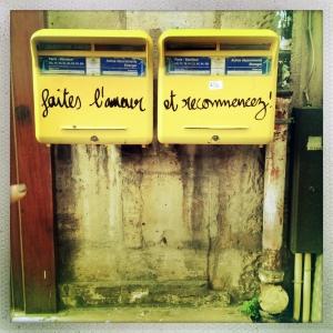 Rue De Birague 4:58pm