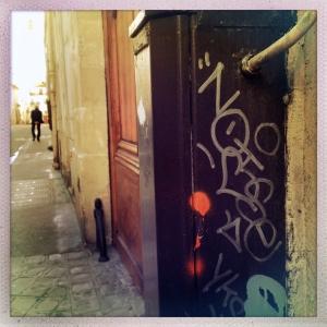 Rue Charles V 2:17pm