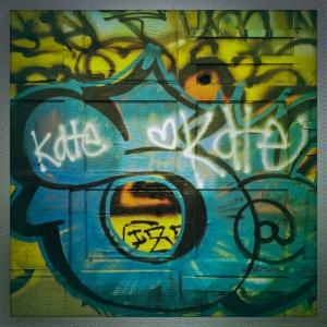 Graffiti Alley 5:12pm