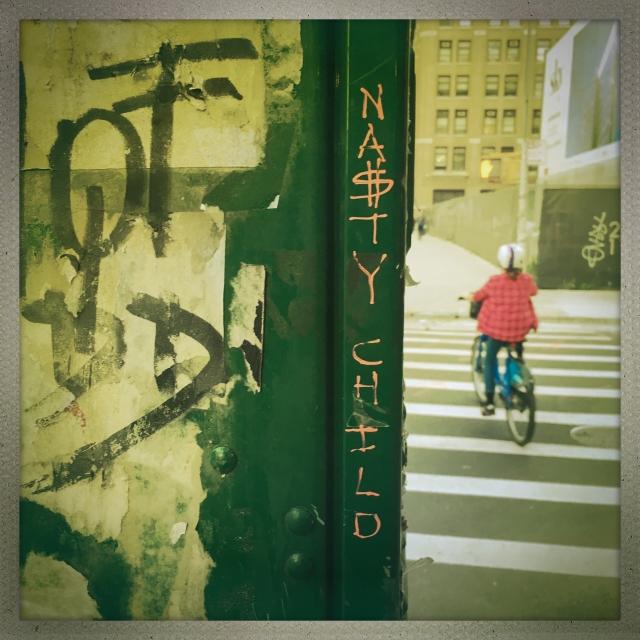LOVE CITY. Eleventh Avenue. 5:58pm.