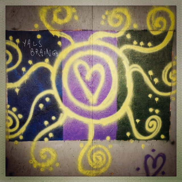 LOVE CITY. 964 E. 4th Street. 3:05pm.