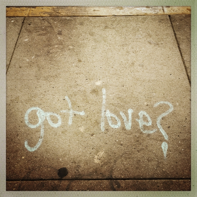 LOVE CITY. 811 Traction Avenue. 3:15pm.