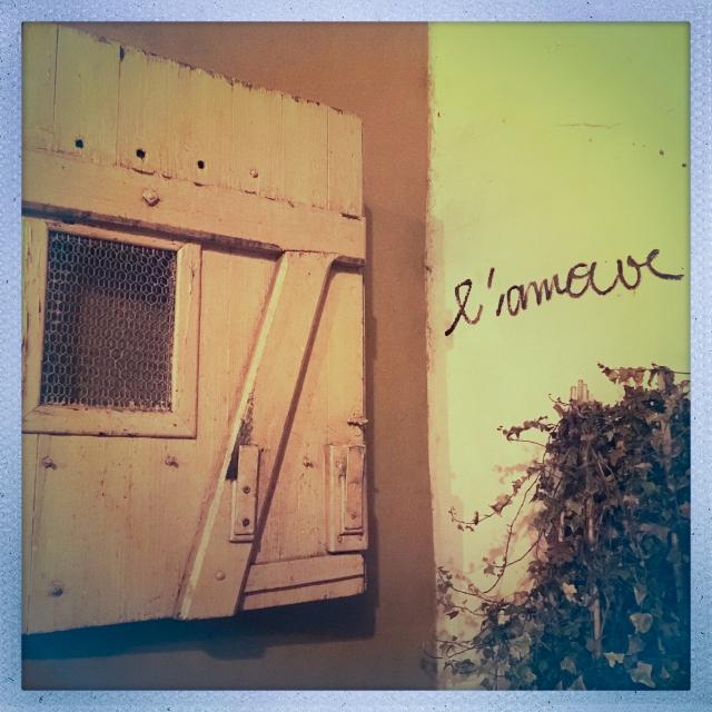 Love City. 19 Rue de Petit Must. 11:23pm.