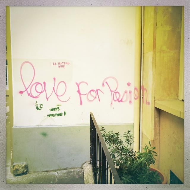 Love City. 2 Rue Charles V. 11:43am.