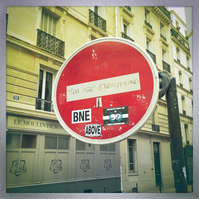 Love City. 30 Rue de Turenne. 1:43pm.