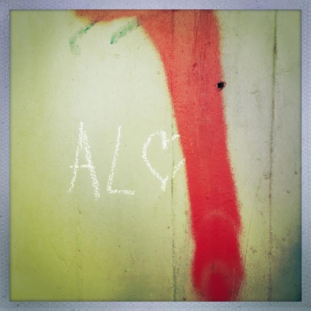 Love City. 23 Rue du Renard. 1:35pm.