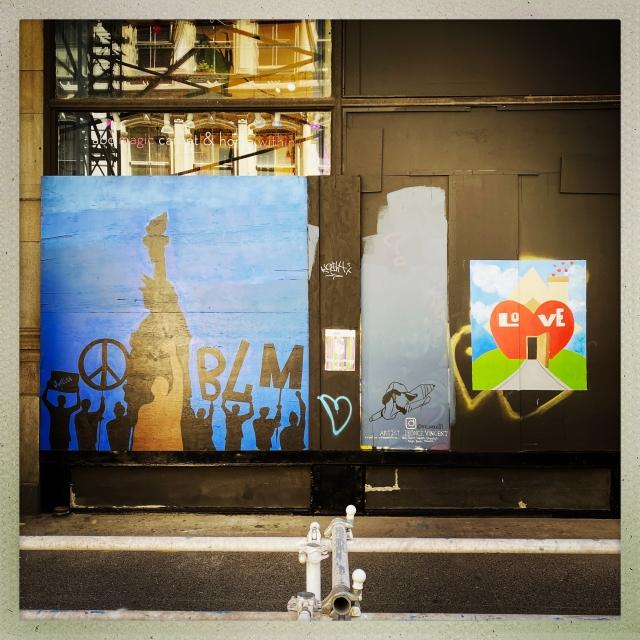 LOVE CITY. 875 Broadway. 11:44am.